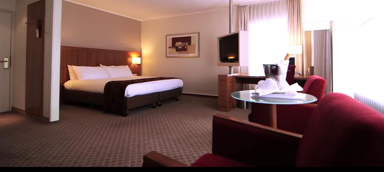 Hotelindeling en kamers